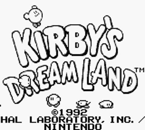 A Video Game Review Kirbys Dream Land