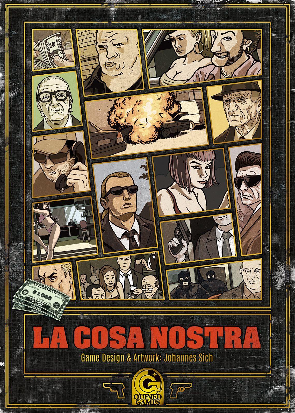 Main image for La Cosa Nostra