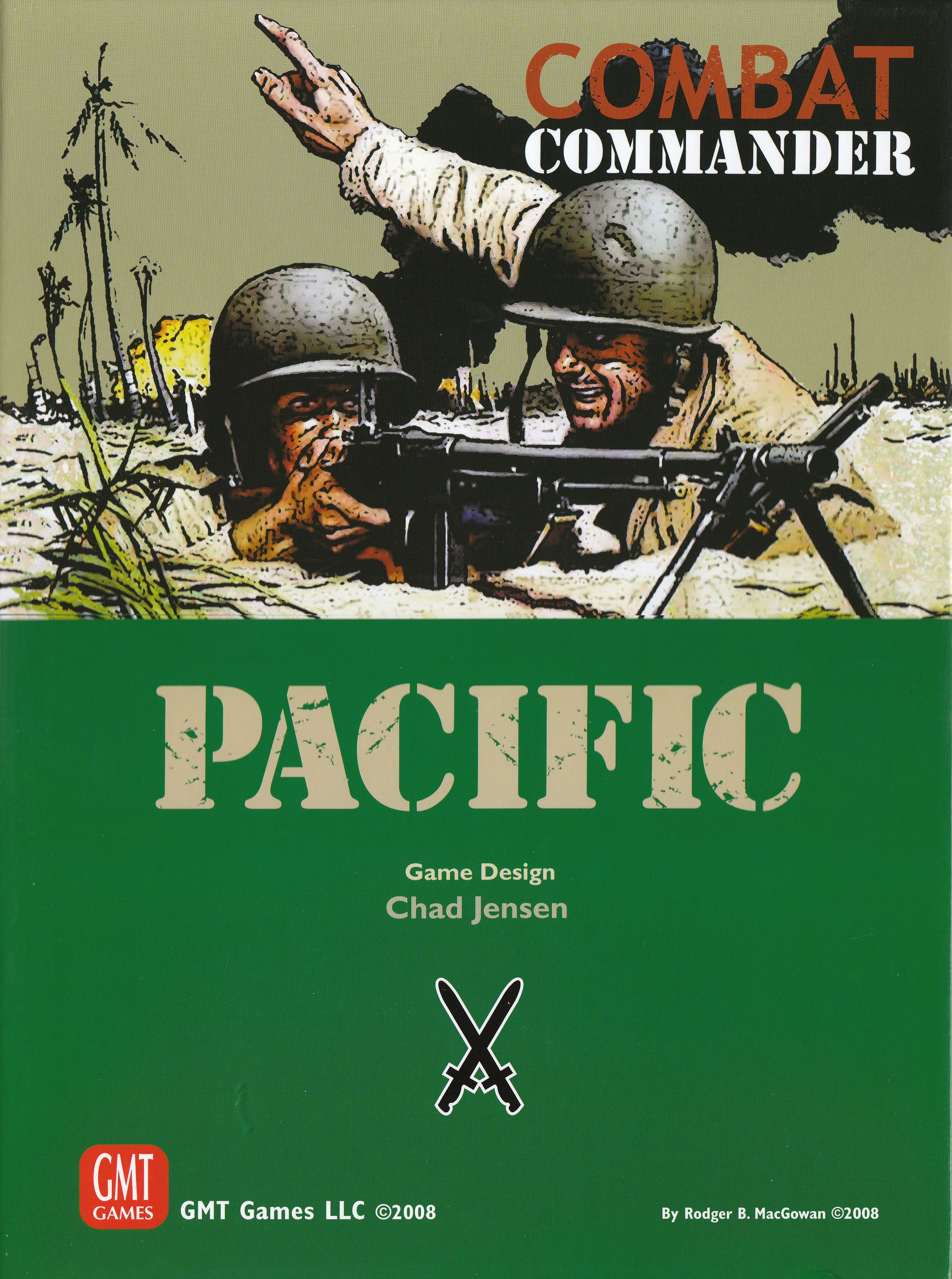 Main image for Combat Commander: Pacific board game