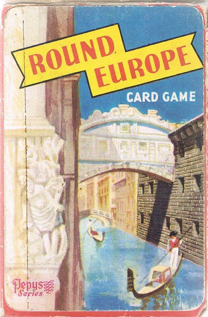 Round Europe