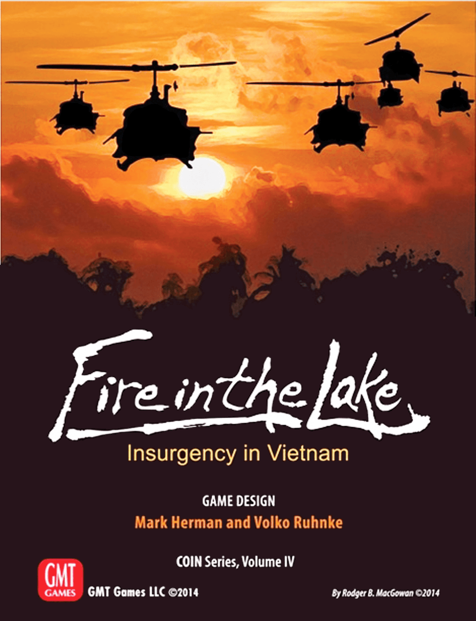 Main image for Fire in the Lake