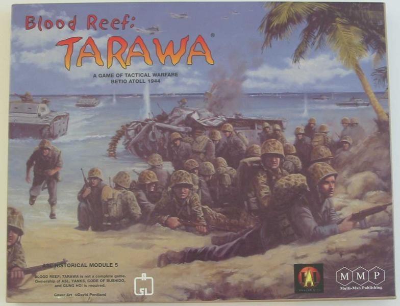 Blood Reef: Tarawa – ASL Historical Module 5