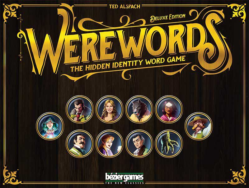 Werewords Deluxe Edition
