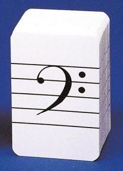 Taktvoll Bass-Schlüssel