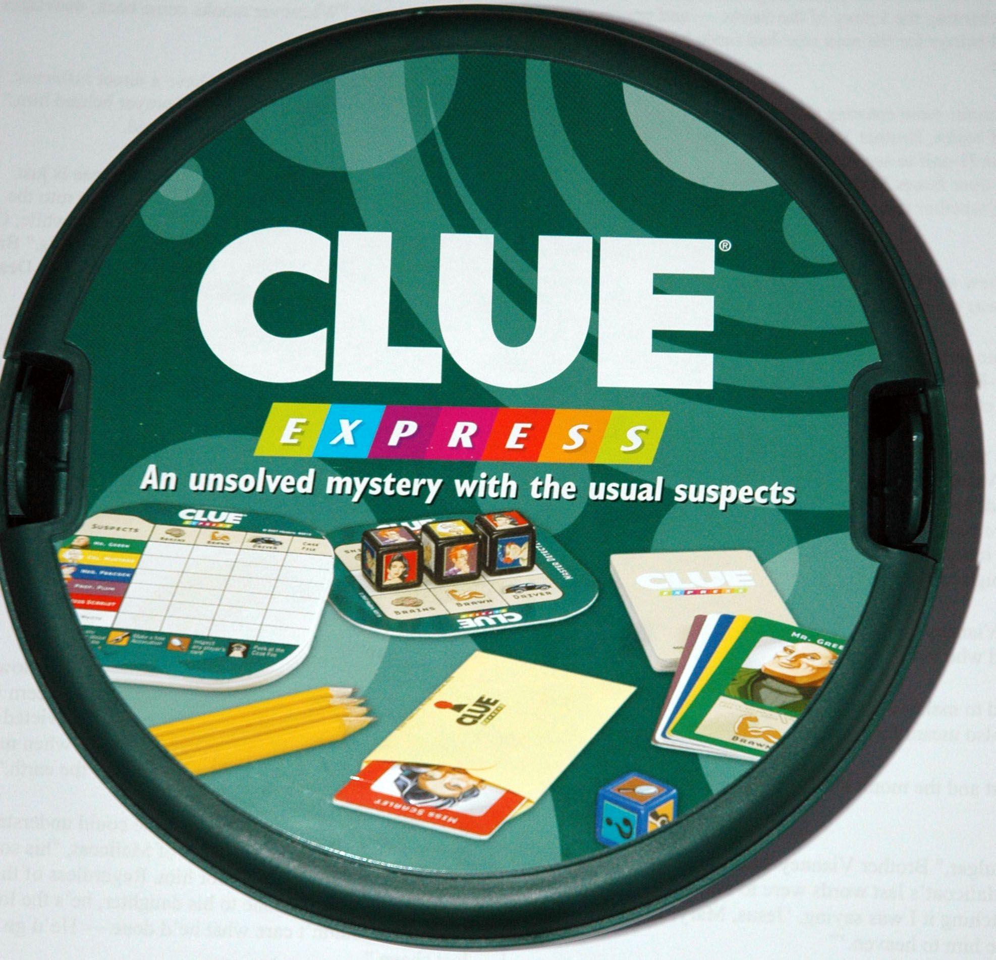 Clue Express