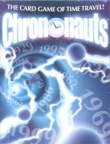 Main image for Chrononauts