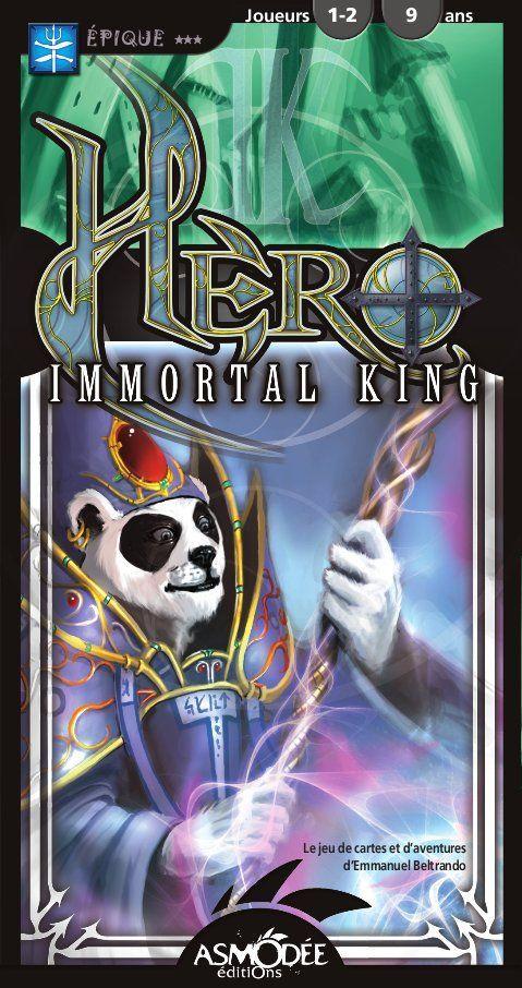 Hero: Immortal King – The Den of Dementia