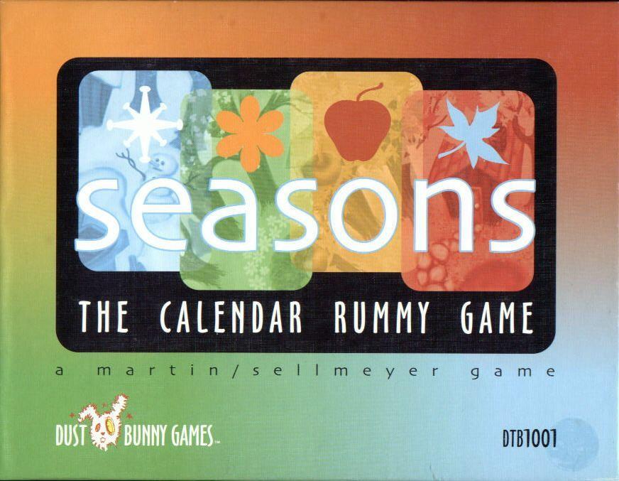Seasons: The Calendar Rummy Game