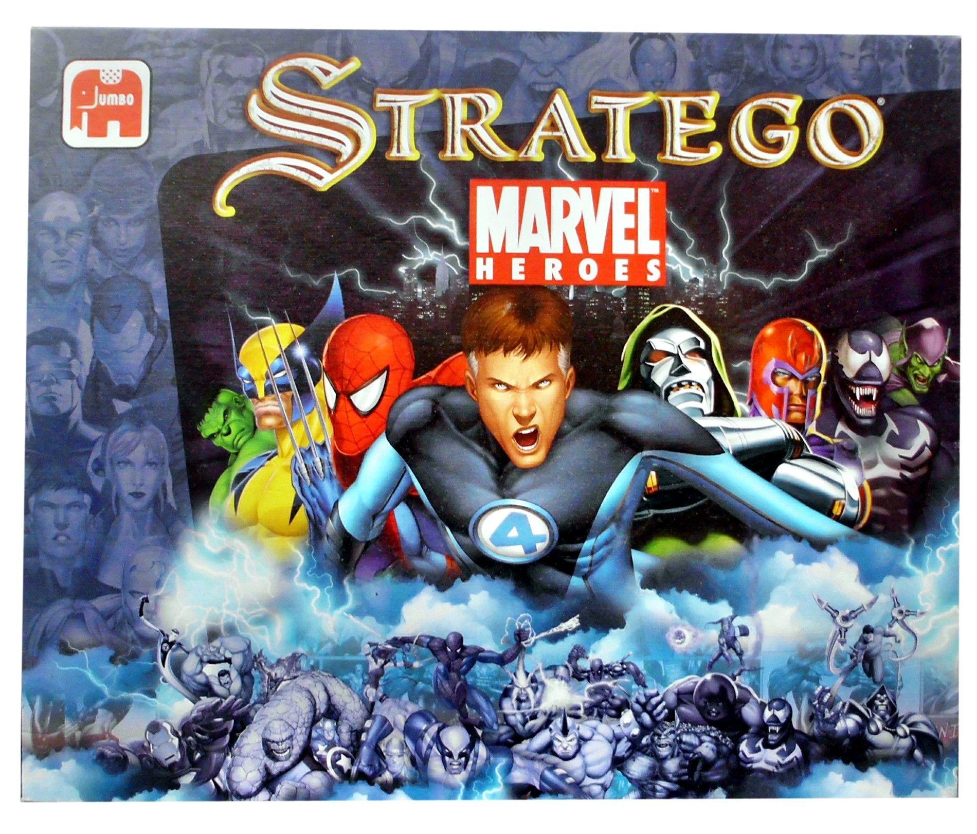 Stratego: Marvel Heroes