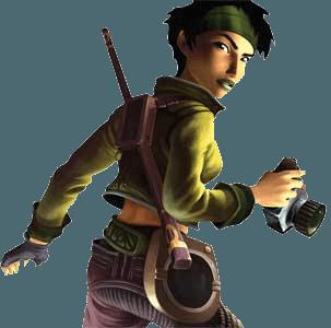 Character: Jade (Beyond Good & Evil)