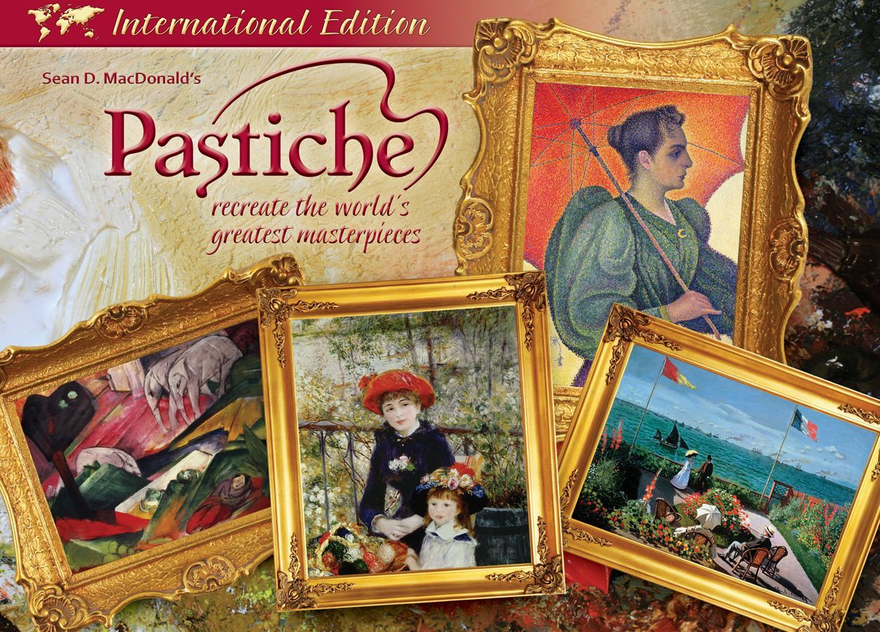 Main image for Pastiche