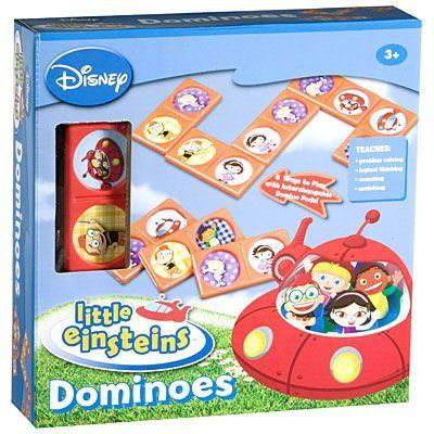 Little Einsteins Dominoes