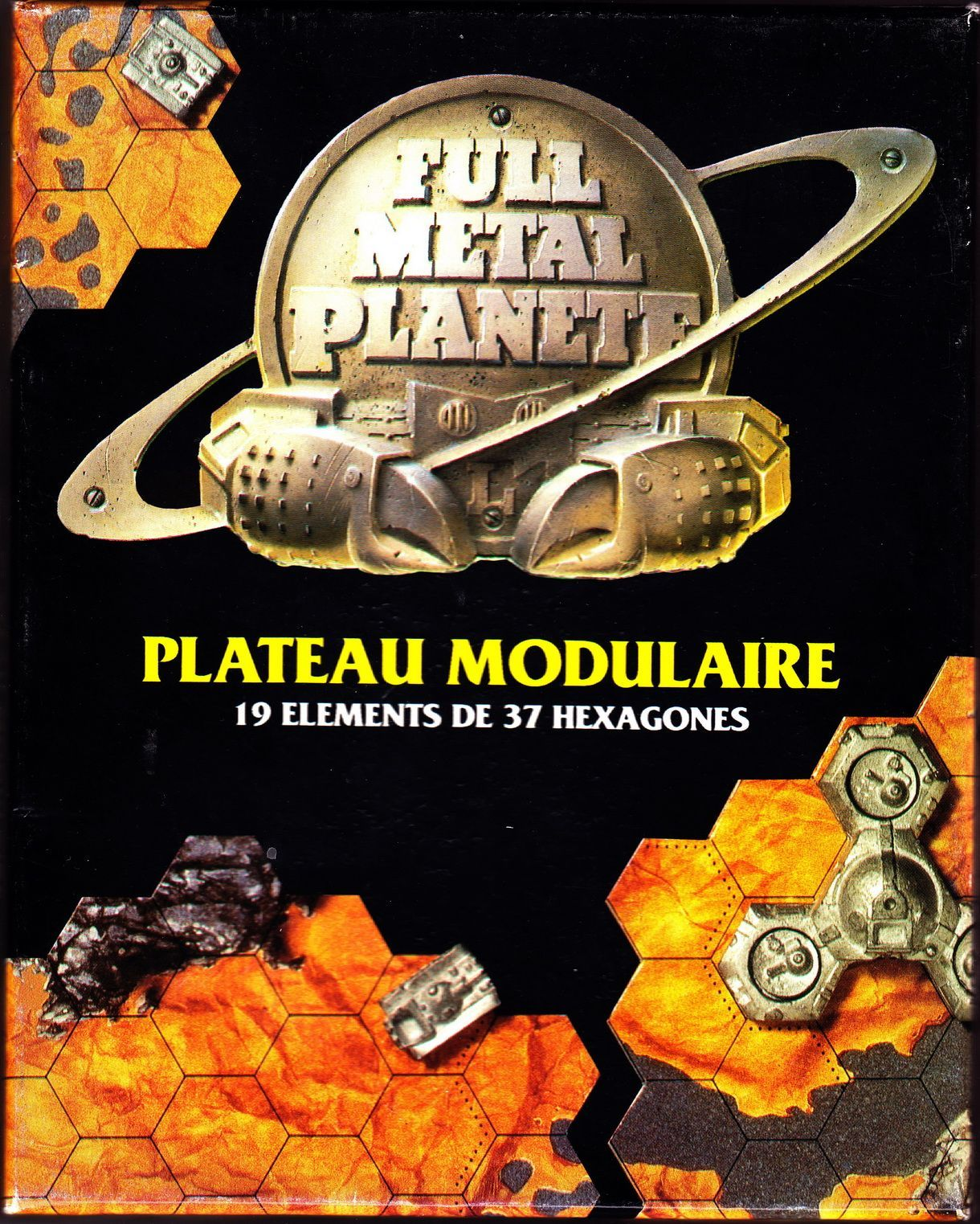 Full Metal Planete: Plateau Modulaire