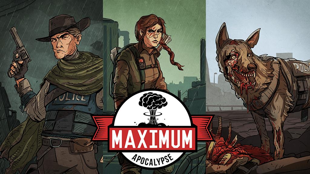 Main image for Maximum Apocalypse