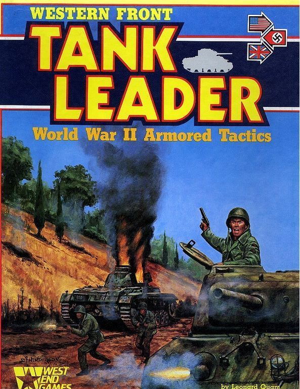Western Front Tank Leader
