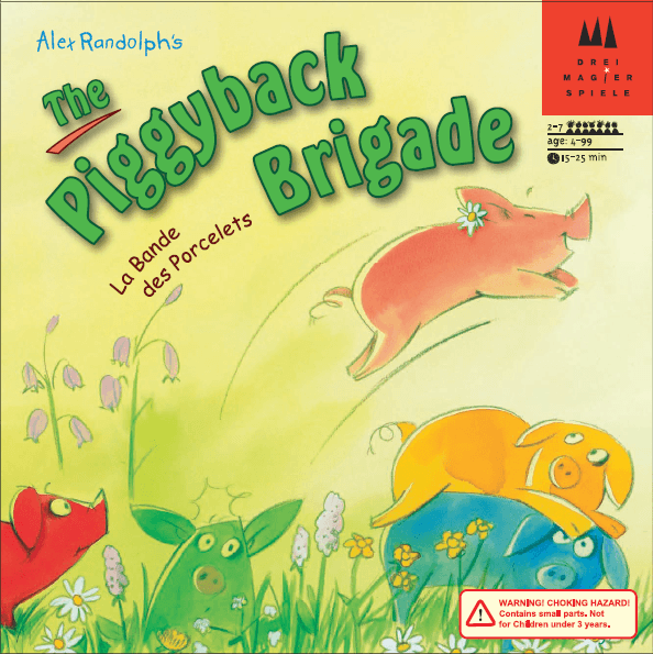 The Piggyback Brigade