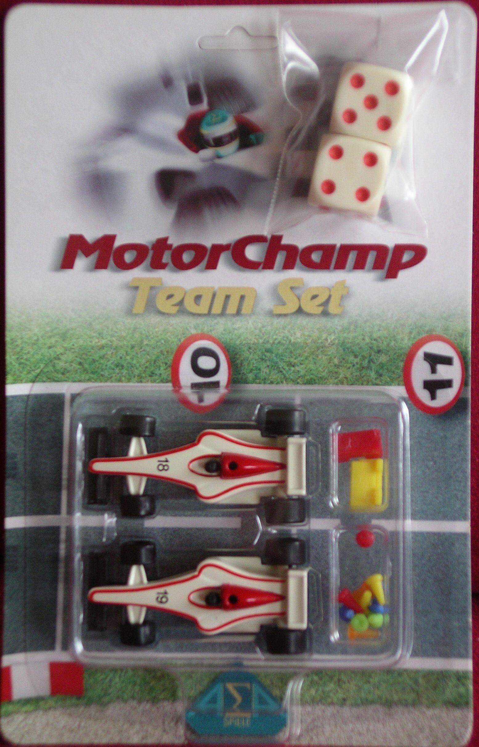 MotorChamp Team Set: Cars 18 & 19