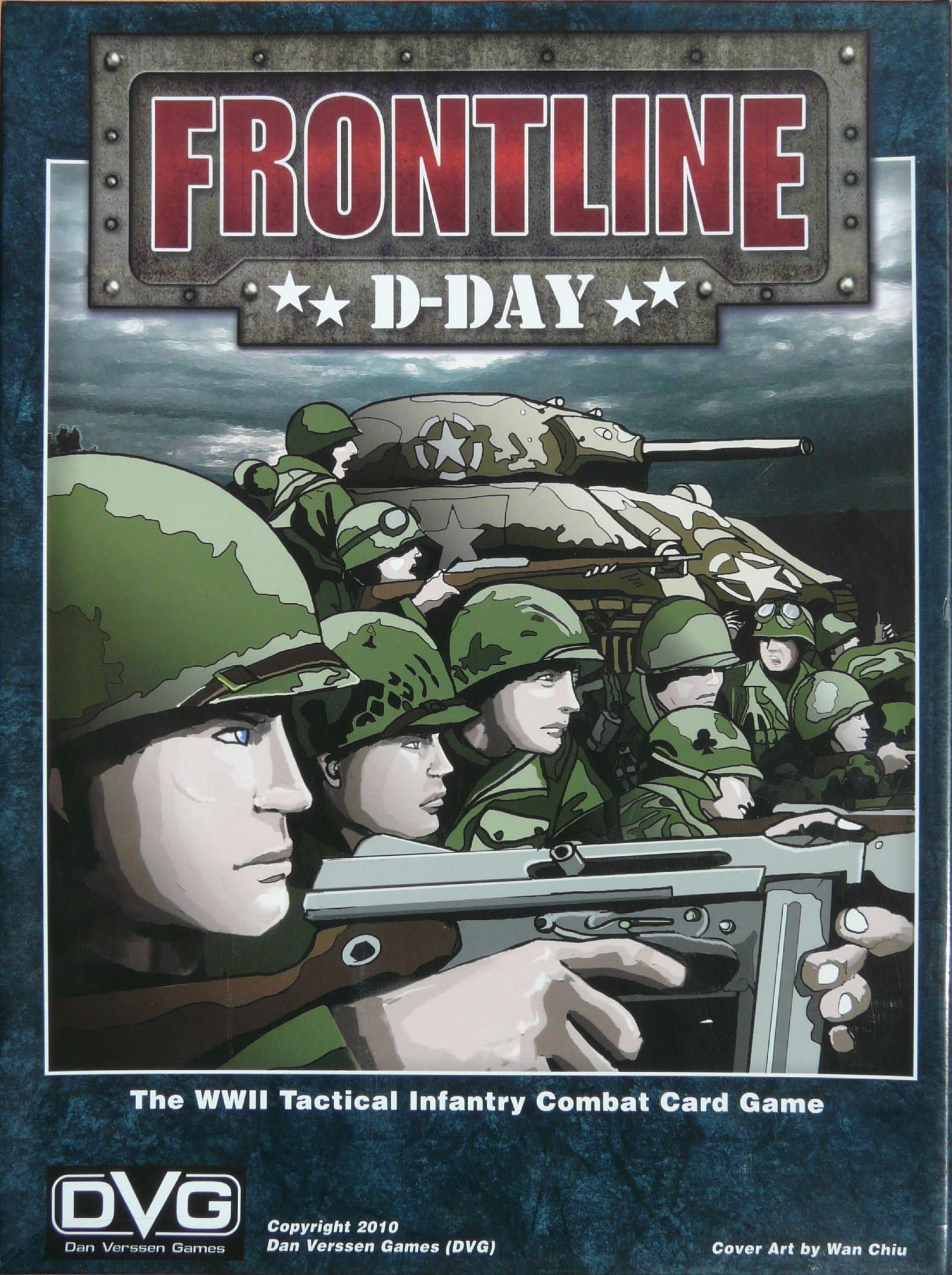 Frontline: D-Day