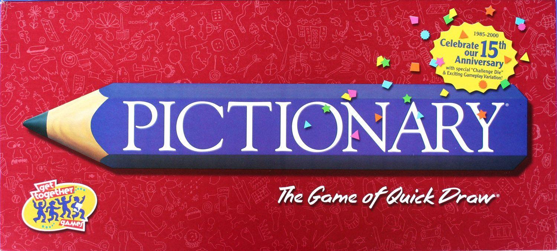 Pictionary: 15th Anniversary