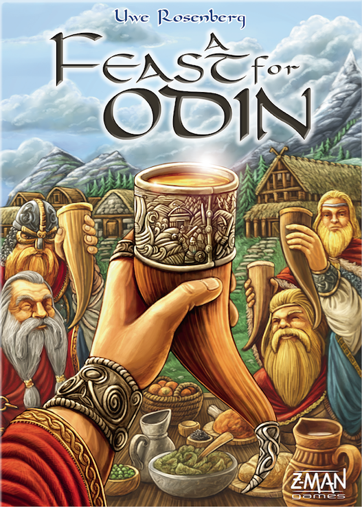 Main image for A Feast for Odin board game