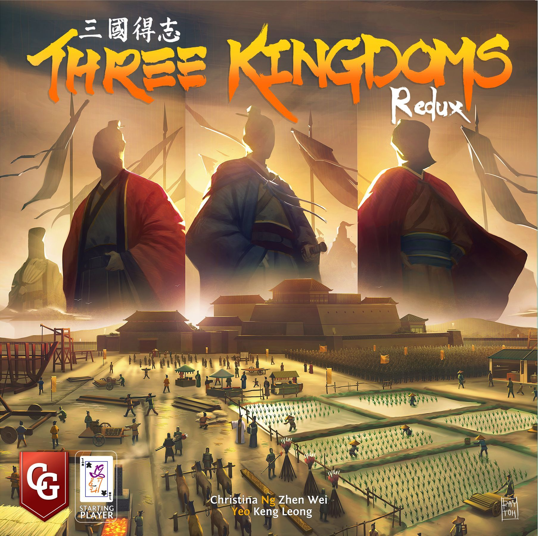Main image for Three Kingdoms Redux