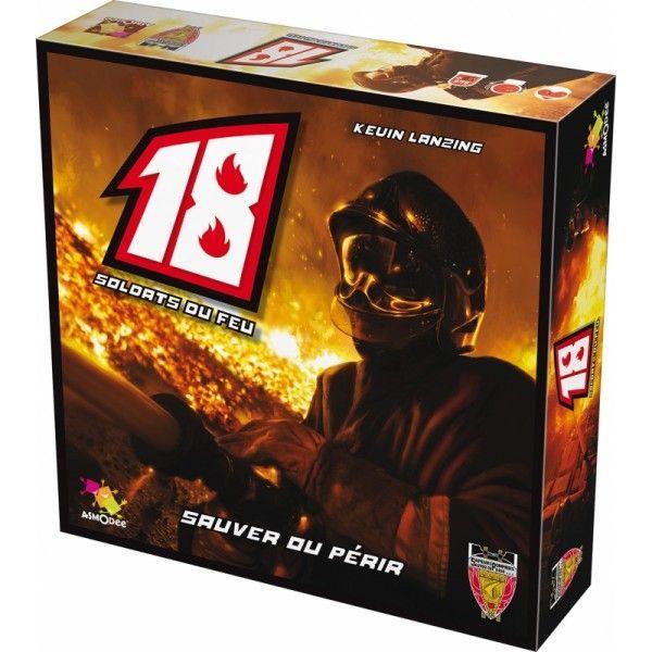 18 : Soldats du feu