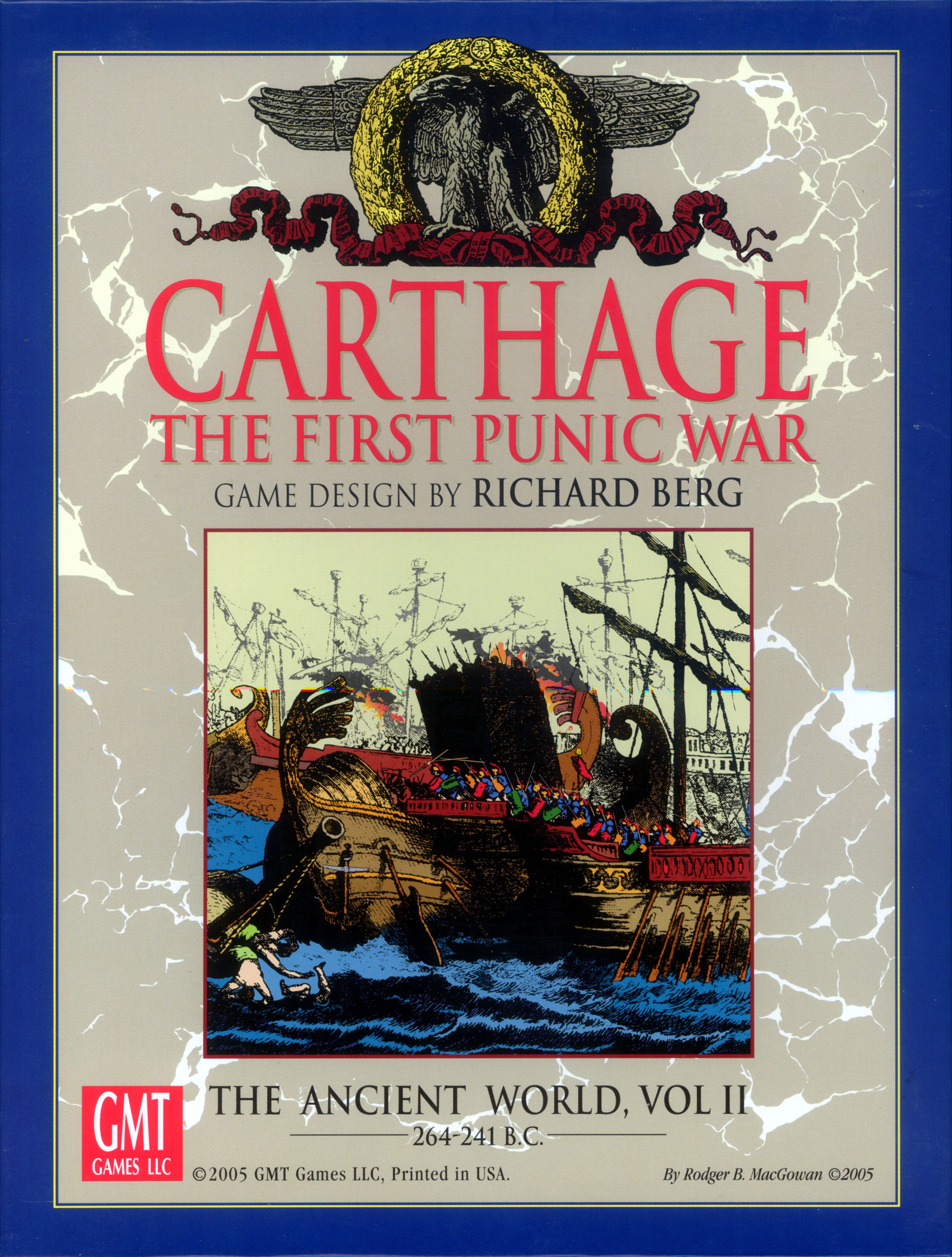 Carthage: The First Punic War