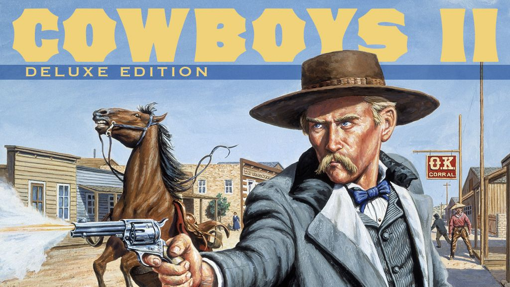 Cowboys II Deluxe Edition