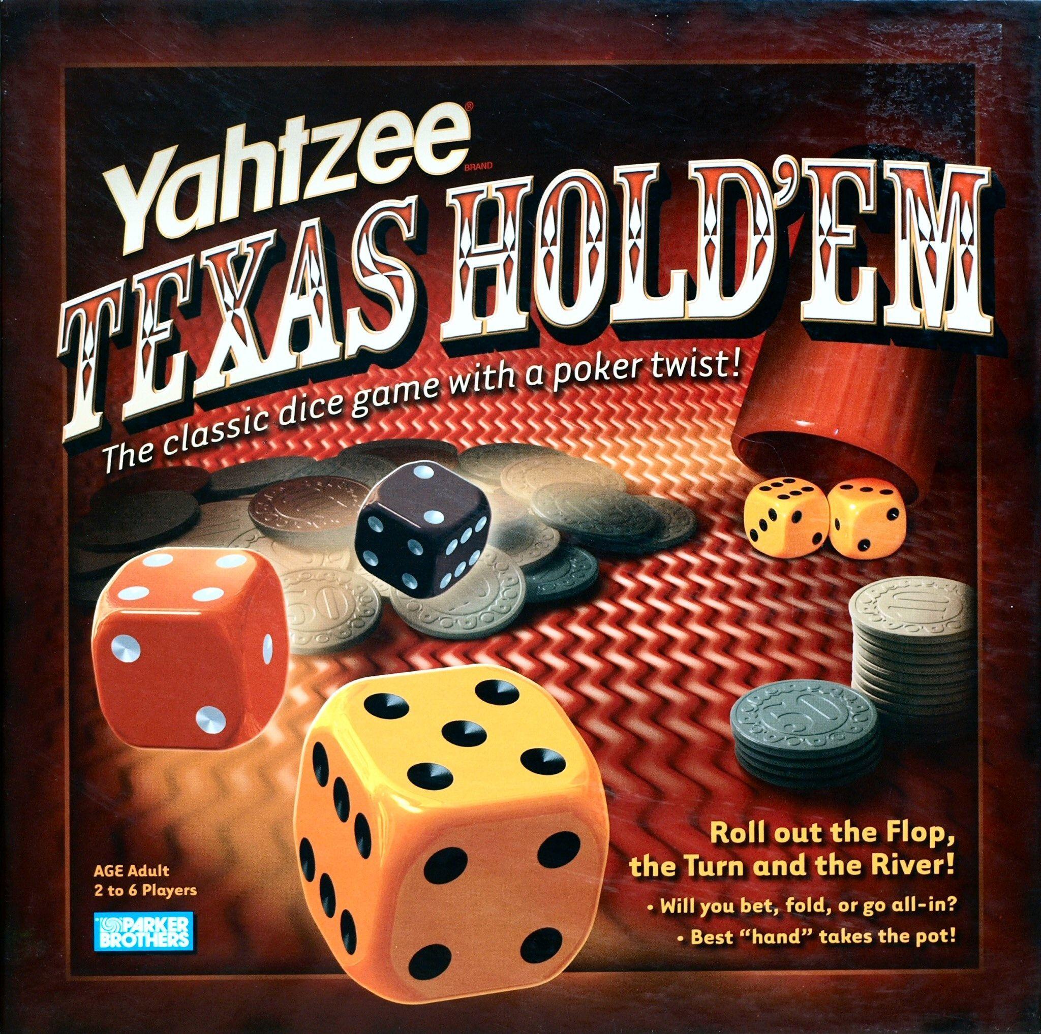 Yahtzee: Texas Hold'em