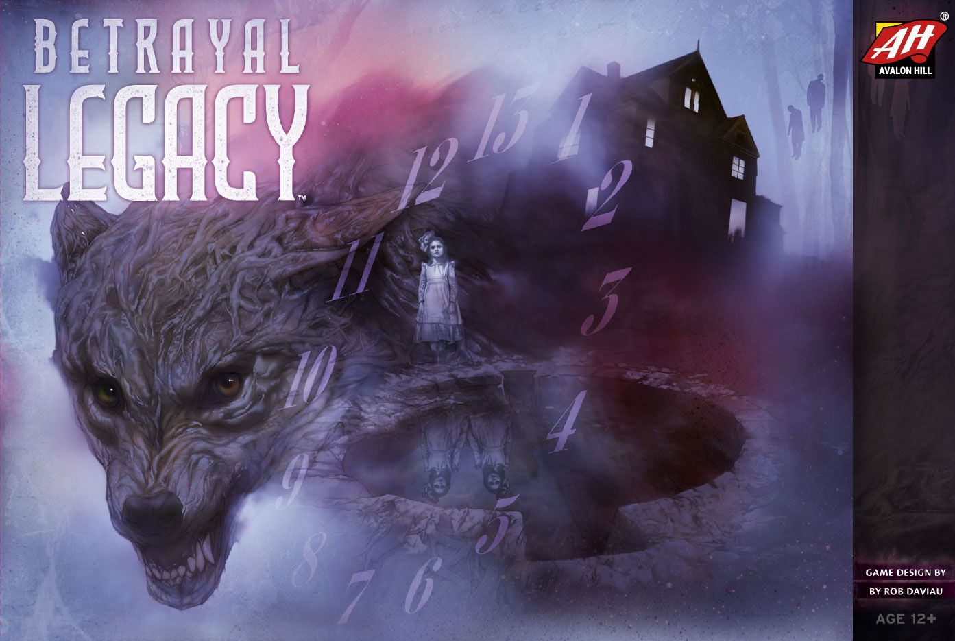 Main image for Betrayal Legacy