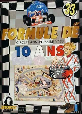 Formula Dé Circuit 33: 10th Anniversary