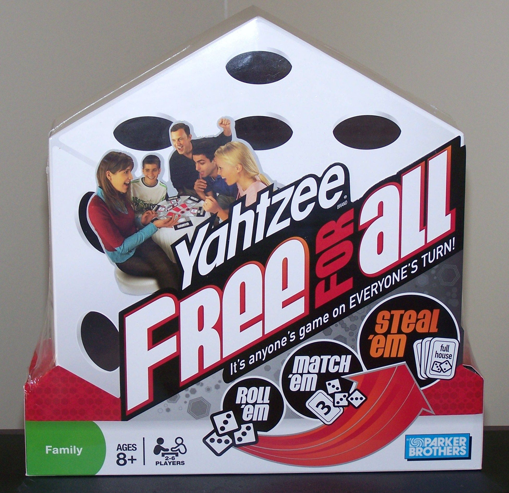 Yahtzee Free for All