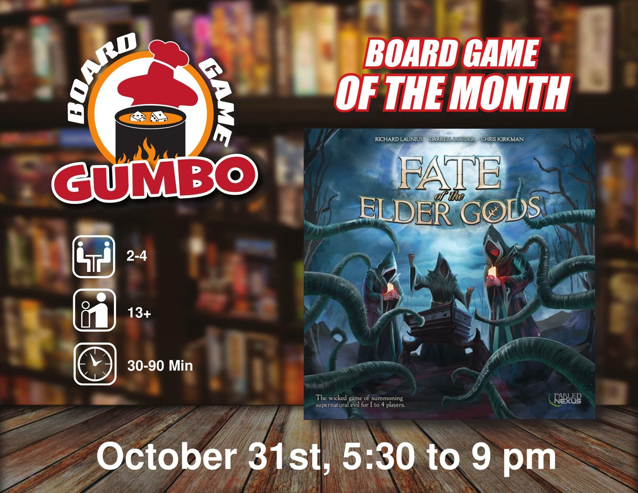 Board Game Gumbo | BoardGameGeek