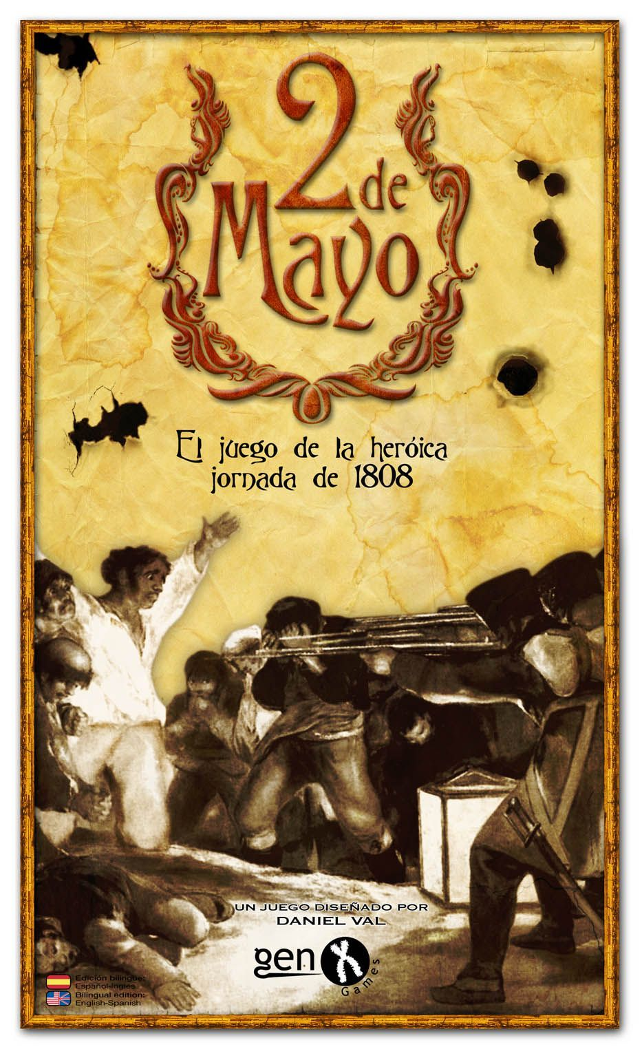 Main image for 2 de Mayo board game