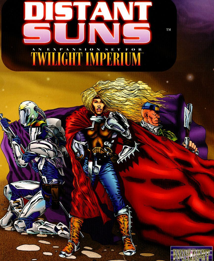 Twilight Imperium: Distant Suns