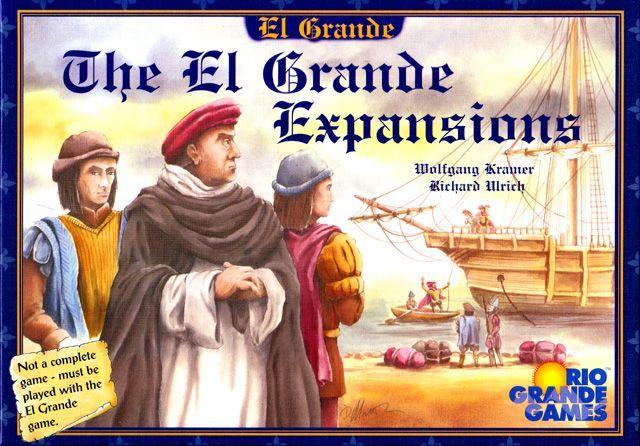 The El Grande Expansions