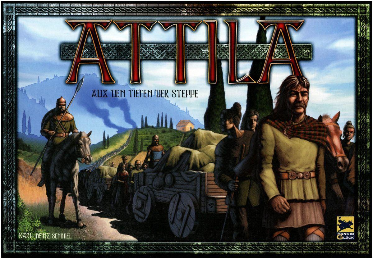 Main image for Attila board game