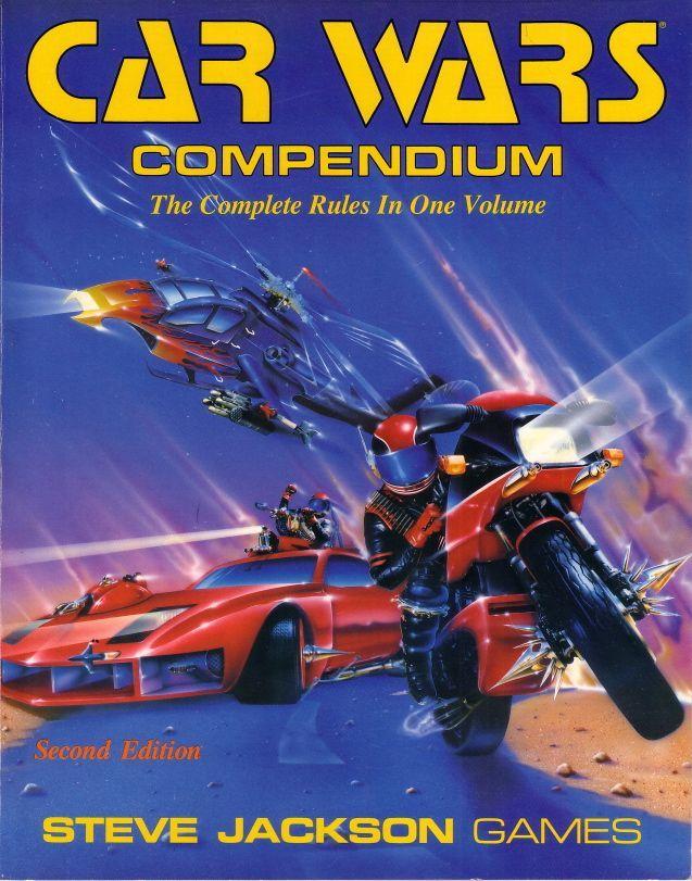 Car Wars Compendium