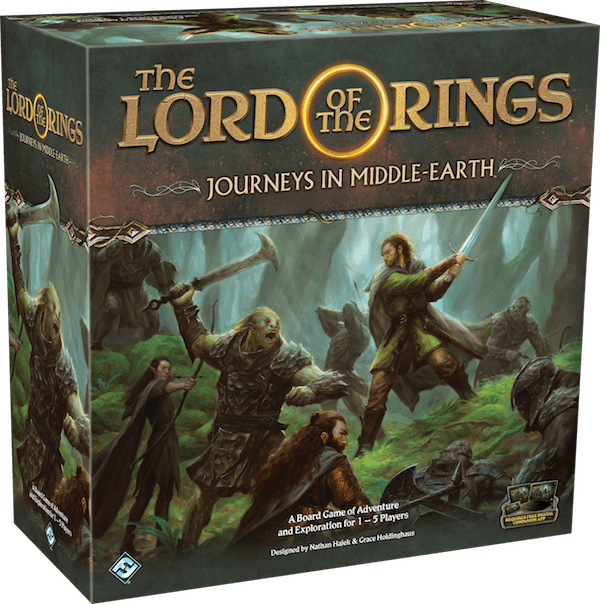 Main image for The Lord of the Rings: Journeys in Middle-earth