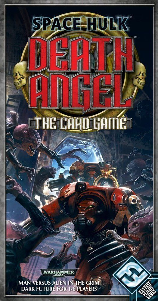 Main image for Space Hulk: Death Angel – The Card Game