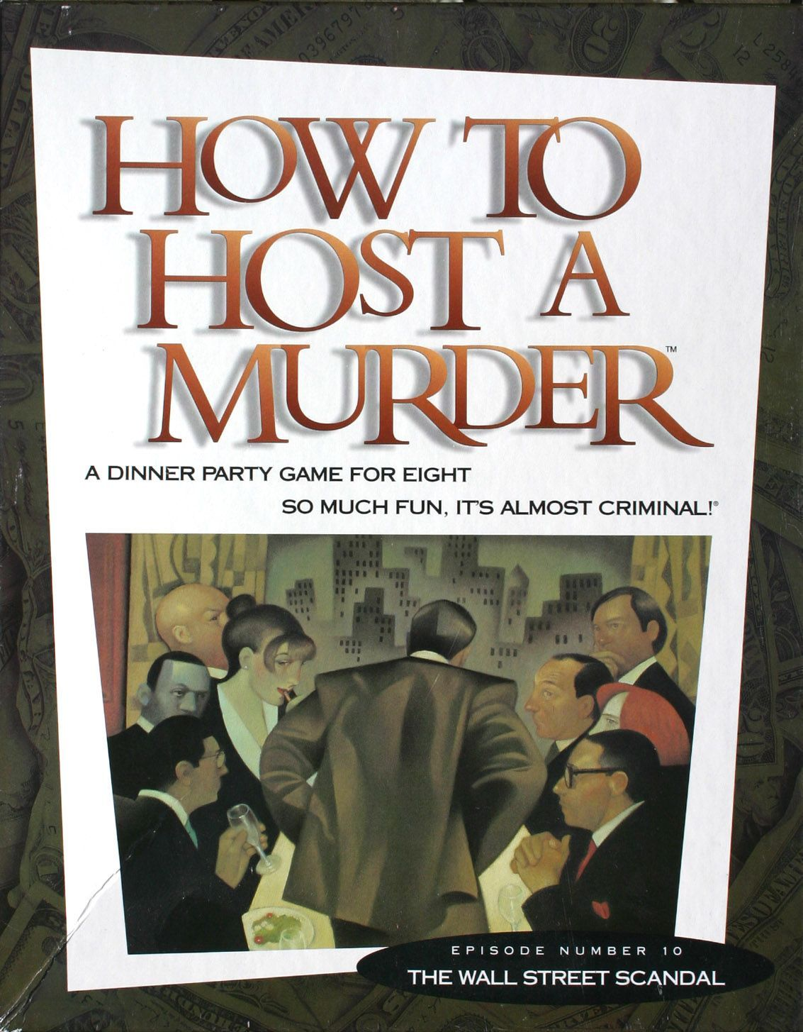 How to Host a Murder: The Wall Street Scandal
