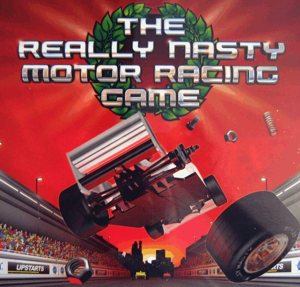 The Really Nasty Motor Racing Game