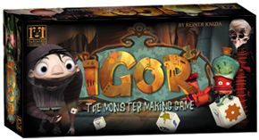 IGOR: The Monster Making Game