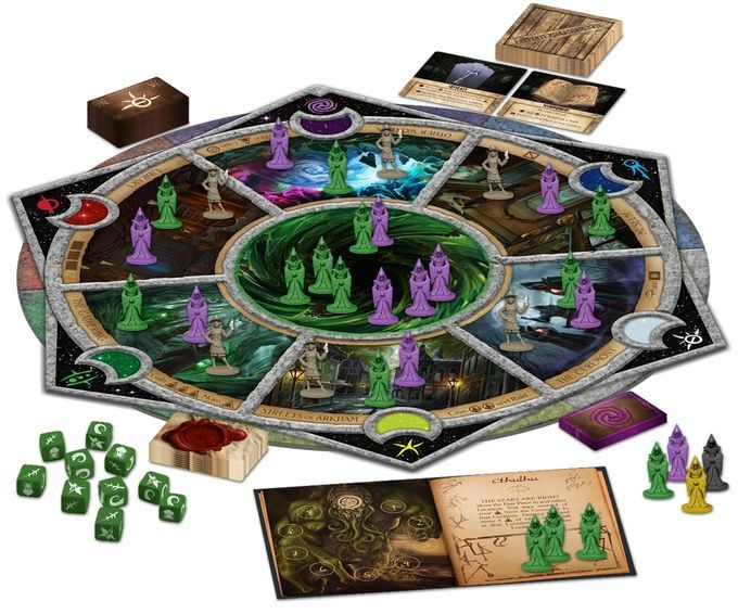 Board Game: Fate of the Elder Gods