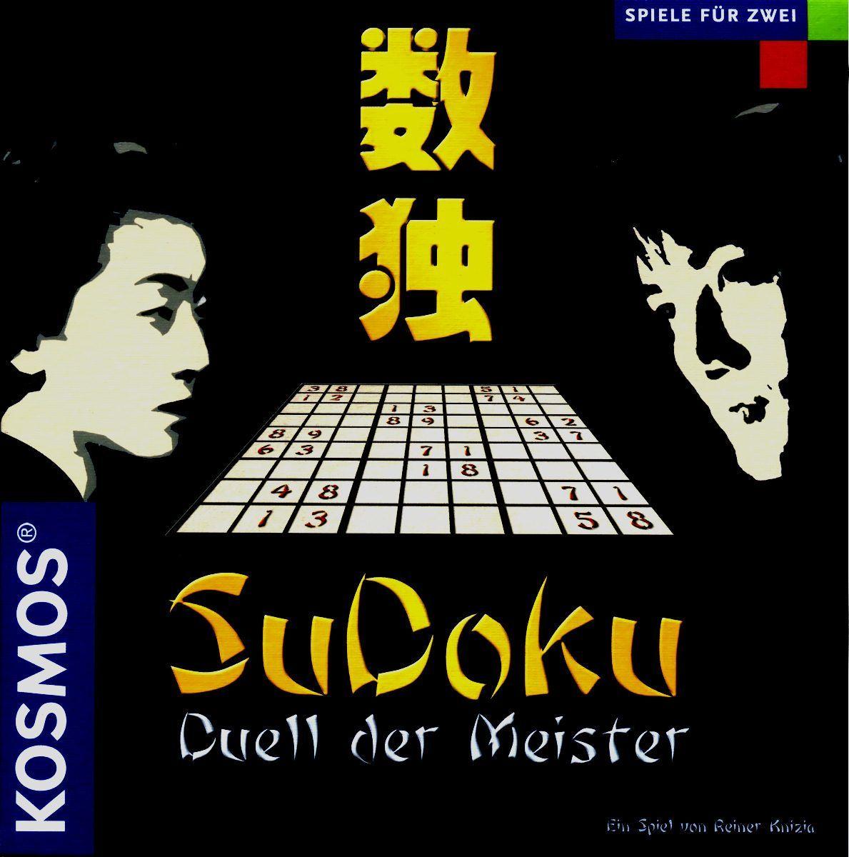 Sudoku: Duell der Meister