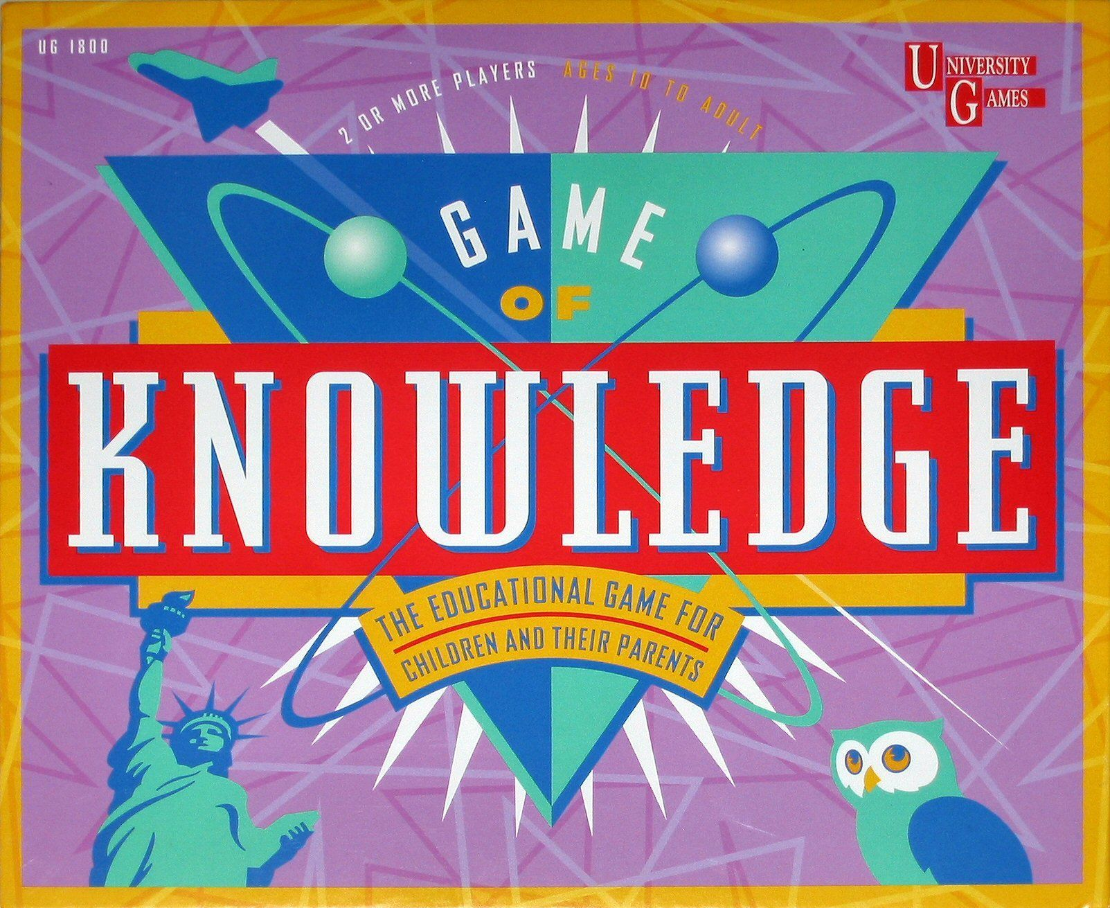 Game of Knowledge