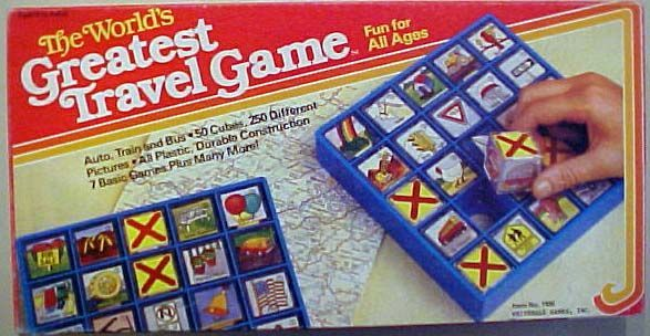 The World's Greatest Travel Game