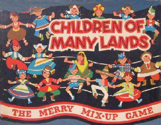 Children of Many Lands