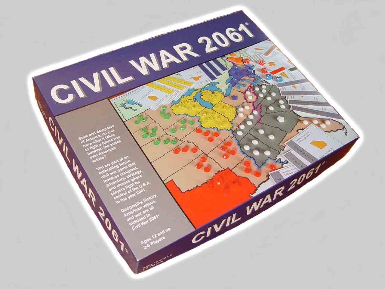 Civil War 2061