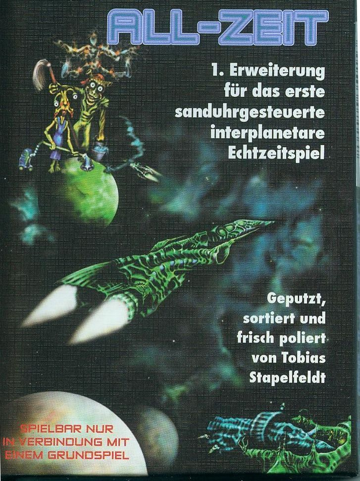 Space Dealer: All-Zeit